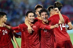 U23 Việt Nam đánh bại Myanmar trong trận thủy chiến