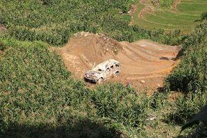 Sa Pa - Lào Cai: Tai nạn giao thông khiến 3 người bị thương