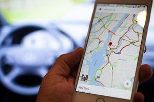 Google Maps đã có thể báo tốc độ theo thời gian thực