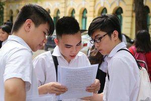 Đáp án môn Toán thi lớp 10 ở Hà Nội năm học 2019-2020