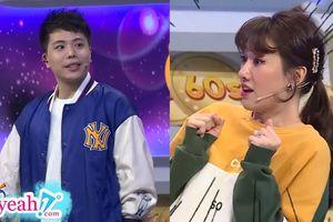 Hari Won lộ thiếu sót kiến thức sinh học khi dẫn gameshow cho thiếu nhi khiến Trịnh Thăng Bình ngã ngửa