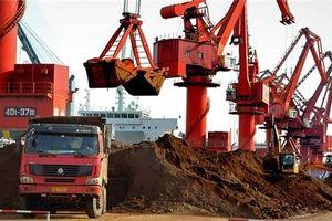 Giá đất hiếm Trung Quốc đạt đỉnh giữa chiến tranh thương mại
