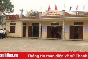 Xã Hoằng Lý (TP Thanh Hóa) đầu tư 37 tỷ đồng xây dựng nông thôn mới