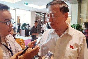 Bộ trưởng Tô Lâm nói về đường dây làm xăng giả 3.000 tỷ đồng