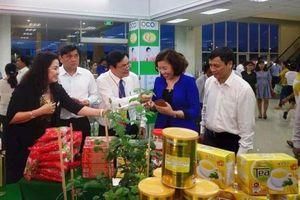 Khai mạc Hội chợ Nông nghiệp và sản phẩm OCOP khu vực Đồng bằng sông Cửu Long 2019
