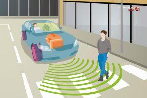 Xe điện phải trang bị hệ thống cảnh báo âm thanh tránh gây tai nạn