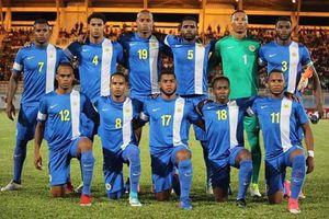 Curacao - đối thủ Việt Nam gặp trong trận chung kết King's Cup 2019 là đội bóng như thế nào?