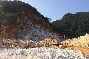 Quỳ Hợp (Nghệ An): Tai nạn lao động tại mỏ đá, một công nhân tử vong
