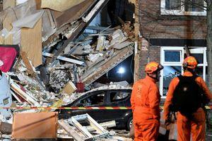 Ba Lan: Nổ khí gas tòa nhà chung cư, chưa rõ thương vong