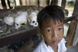 Kí ức bi thương của người vợ Nhật Bản mất chồng, mất con do Khmer Đỏ