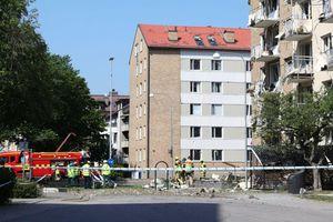 Thụy Điển: Nổ tại chung cư làm 25 người bị thương