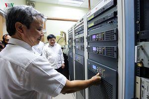 Đài Tiếng nói Việt Nam điều chỉnh công suất phát sóng VOV1, VOV2, VOV3
