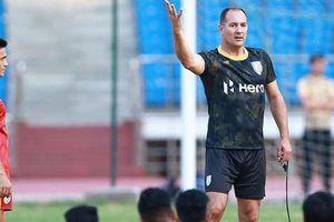 HLV Đội tuyển Ấn Độ: Việt Nam có cơ hội vô địch King's Cup 2019