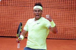 Nadal xuất sắc hạ Federer, vào chung kết Roland Garros 2019