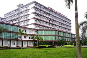 Xin ý kiến Bộ Y tế mở rộng BV Đa khoa Trung ương Cần Thơ