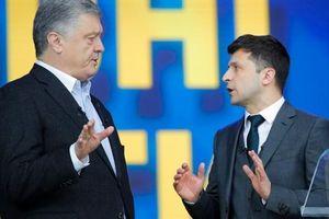Bị tố 'đạo văn' Poroshenko: Tổng thống Ukraine nói...bị gài