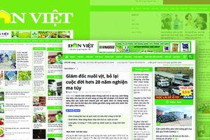 Infographic: Dân Việt chặng đường 9 năm phát triển