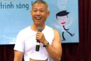 'Giáo sư quần đùi' Trương Nguyện Thành làm Hiệu phó Đại học Văn Lang