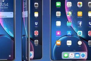 Đây là chiếc iPhone có màn hình gập lại đẹp nhất bạn từng xem