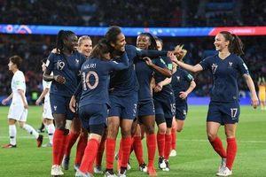 Khai mạc World Cup bóng đá nữ 2019: Chủ nhà Pháp ra quân thuận lợi