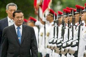 Campuchia ra tuyên bố chính thức phản đối Thủ tướng Lý Hiển Long