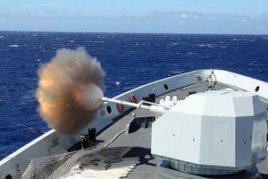 Cận cảnh hệ thống vũ khí trên khinh hạm nguy hiểm nhất Trung Quốc