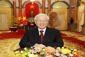 Thông điệp Tổng Bí thư khi Việt Nam tái đắc cử tại HĐBA LHQ