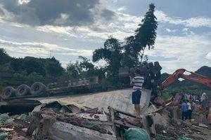 Tai nạn giao thông ở Sơn La: 3 người bị thương nặng