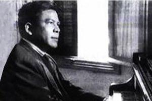 Cố nhạc sĩ Đỗ Nhuận: Cây đại hồ cầm cách mạng