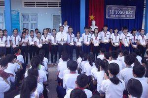 Cà Mau: Tuyển sinh lớp 10 Trường THCS - THPT Tân Lộc theo ý kiến cử tri
