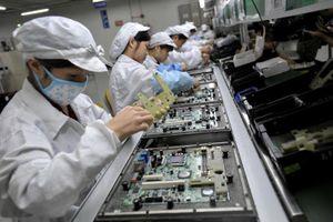 Foxconn cải tổ ban lãnh đạo
