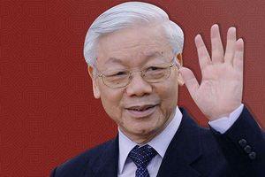 Tổng Bí thư, Chủ tịch nước Nguyễn Phú Trọng truyền thông điệp dịp Việt Nam trúng cử HĐBA LHQ
