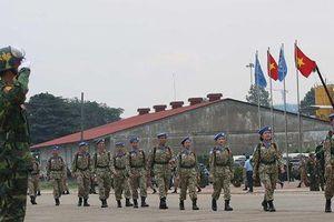 LHQ mong muốn Việt Nam cử đại đội công binh thứ hai sang Nam Sudan