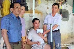 Hoạt động vì người nghèo ở Nghĩa Đàn, Kỳ Sơn