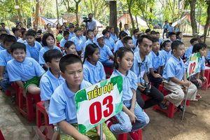 Các tỉnh tổ chức nhiều hoạt động Hè bổ ích và ý nghĩa cho trẻ em