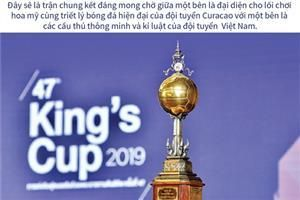 Chung kết King's Cup 2019 Việt Nam-Curacao
