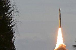 Cận cảnh tên lửa xuyên lục địa 'khủng' nhất của Nga