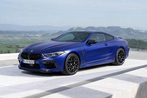 Khám phá BMW M8 Competition Coupe 2020: Công suất 617 mã lực, giá gần 3,5 tỷ