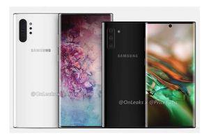 Lộ giá bán các phiên bản của Galaxy Note 10