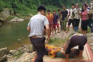 Người đàn ông tử vong bất thường bên bờ suối ở Yên Bái