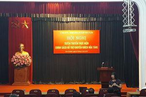 Quận Nam Từ Liêm: Hỗ trợ người dân chi phí hỏa táng