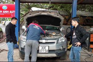 Phụ tùng ô tô rởm hoành hành từ garage đến đại lý chính hãng