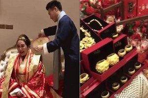 Rước ái nữ ông trùm sòng bạc Macau về làm vợ, 'chàng rể Harvard' sắm bộ sính lễ bằng vàng ròng khiến ai cũng lóa mắt