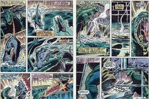Comics Trivia: Godzilla của Marvel từng chiến đấu dữ dội với… 1 con chuột
