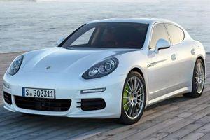 Triệu hồi hơn 33.000 xe Porsche Panamera do nguy cơ gây cháy