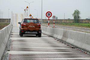 Xe Ford sẽ được test 'mệt nghỉ' trên đường thử mới tại Hải Dương