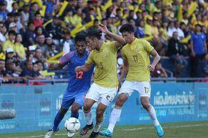 Thái Lan cay đắng trắng tay tại King's Cup