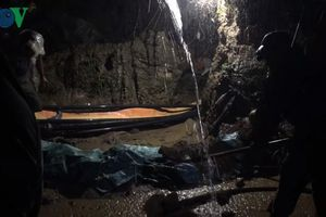 Giải cứu nạn nhân ở Si Ma Cai: Mưa lớn gây cản trở lực lượng cứu hộ