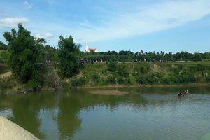 Hà Tĩnh: Hai cha con chết đuối thương tâm khi đi tắm sông giữa trưa