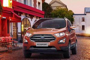 Ford EcoSport 2019 tại Ấn Độ giá bán rẻ bằng một nửa so với Việt Nam